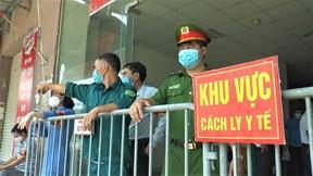 Hà Nội phong tỏa chung cư 1.544 dân vì ca nhiễm Covid-19