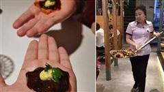 Đỉnh cao 'làm màu' của các nhà hàng: Trang trí món ăn thế này có khác nào thách thức khách không?