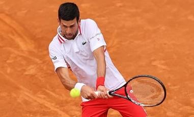 Clip trận Djokovic hạ Fritz 2-0