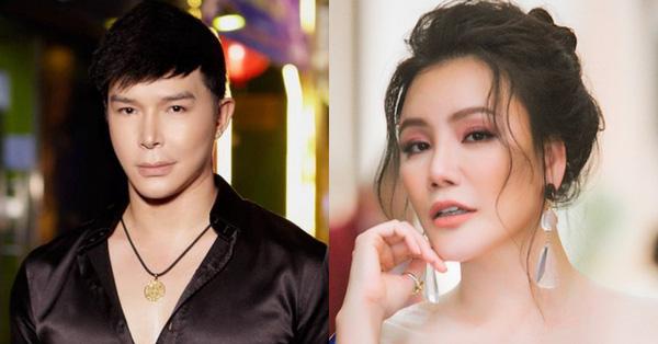 Hồ Quỳnh Hương ủng hộ Nathan Lee ca hát, nam ca sĩ đáp lại còn tranh thủ đá xéo 'ai đó thiểu não'
