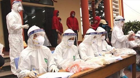 Hà Nội phát hiện 2 ca dương tính SARS-CoV-2 cộng đồng mới