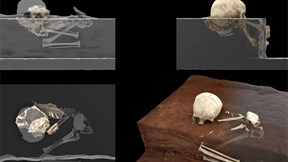 Khai quật khu mộ lâu đời nhất thế giới từ 78.000 năm về trước