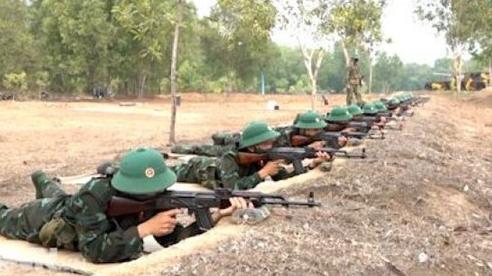 Sư đoàn 5 (Quân khu 7) huấn luyện giỏi, phòng dịch hiệu quả