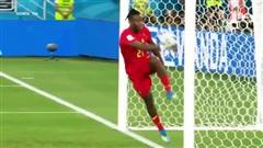 Hài thể thao: Những va chạm hài hước trong bóng đá