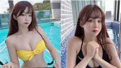 Off livestream quá lâu, nữ streamer gợi cảm đăng ảnh bikini gợi cảm để bù đắp cho fan rồi hỏi 'Đủ chưa'