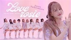 Thiều Bảo Trâm đầy nữ tính trong phiên bản dance của Love Rosie