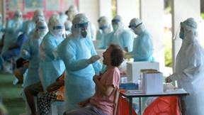 Covid-19: Thái Lan chạm đỉnh ca nhiễm mới, TQ có ca nhiễm trong cộng đồng