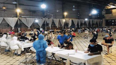 Hỏa tốc giãn cách xã hội toàn  huyện Yên Phong của Bắc Ninh từ 14 giờ ngày 15-5