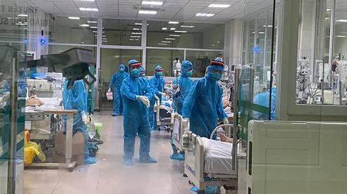 Một bệnh nhân tử vong sau 2 ngày phát hiện dương tính COVID-19