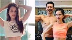 'Tiểu Long Nữ' Lý Nhược Đồng khoe vóc dáng săn chắc, vòng eo 56cm ở tuổi U60