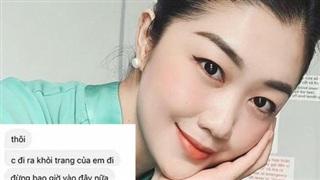 Tiếp viên Vietnam Airlines bị page bán hàng 'mượn' hình mạo danh, inbox hỏi còn bị đuổi: Chị đi ra đi!