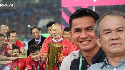 Phía sau lời bỏ ngỏ, HLV Kiatisuk cũng 'động tâm' với ĐT Việt Nam của thầy Park?