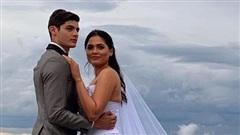 'Chồng' của tân Hoa hậu Hoàn vũ chính thức lên tiếng về bức ảnh cưới