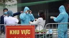 Tối 17/5: Thêm 116 ca mắc COVID-19 trong nước, riêng Bắc Giang và Bắc Ninh là 99 ca