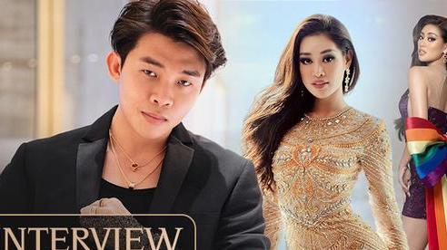 Stylist Trần Đạt và bài phỏng vấn lúc 3 giờ sáng trước Chung Kết Miss Universe: Khánh Vân đã làm nên 1 điều tự hào nhất mà không ai ngờ tới