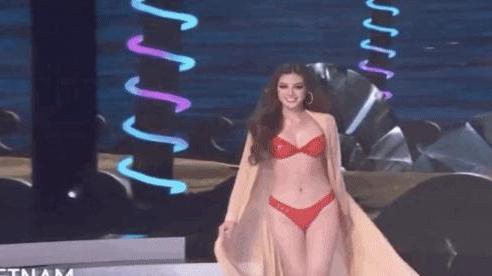 Khánh Vân trượt Top 10 Chung kết Miss Universe 2020