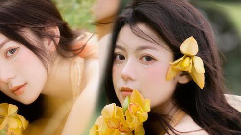 Nữ streamer có vòng 1 quá khổ lột xác thành nàng thơ, ai bảo kín đáo là không đẹp