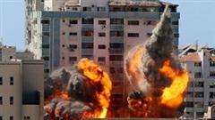 Israel cáo buộc phong trào Hamas sử dụng dânthường làm lá chắn