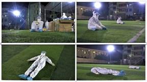 Y bác sỹ trắng đêm xét nghiệm 9.000 mẫu ở Bắc Giang, người dân bật khóc