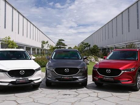 Triệu hồi hơn 61.500 xe Mazda tại Việt Nam do lỗi bơm nhiên liệu