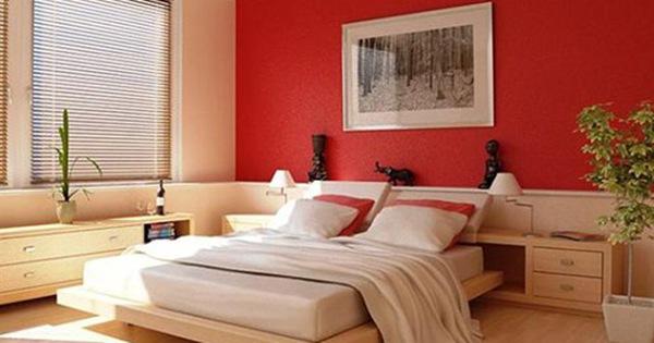 Phòng ngủ người mệnh hỏa nên xài màu sắc nào?
