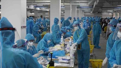 NÓNG: Xuất hiện ca nhiễm COVID-19 mới trong KCN, Hải Dương khẩn cấp ứng phó