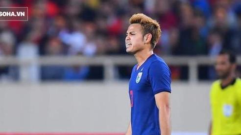 Rút khỏi ĐTQG vì lý do khó đỡ, hậu vệ số một tuyển Thái Lan nhận 'mưa gạch đá' trên MXH