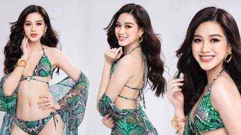 Hoa hậu Đỗ Thị Hà lần đầu khoe ảnh bikini sau 6 tháng đăng quang, khoe body gợi cảm