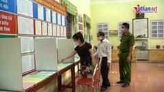 Kì bầu cử đặc biệt tại Bắc Giang