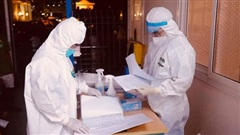 Nóng: Thành phố HCM thêm 10 ca dương tính SARS-COV-2