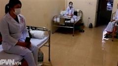 Bệnh viện dã chiến tại Bắc Ninh tiếp nhận thêm 15 bệnh nhân