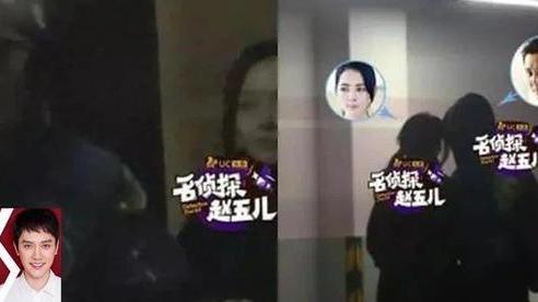 Phùng Thiệu Phong bị bắt gặp qua đêm với một cô gái trong khách sạn, hóa ra đây là nguyên nhân khiến Triệu Lệ Dĩnh quyết ly hôn?