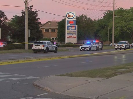 Xả súng tại Canada làm 1 người chết và 4 người bị thương