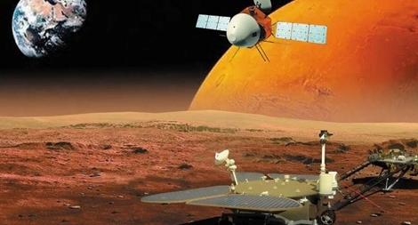 Xin chào Sao Hỏa và một cuộc đua tay đôi