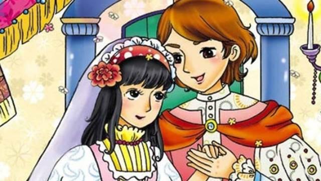 Truyện cổ tích: Cô dâu đen và cô dâu trắng