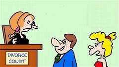Truyện cười: Lý do ly hôn