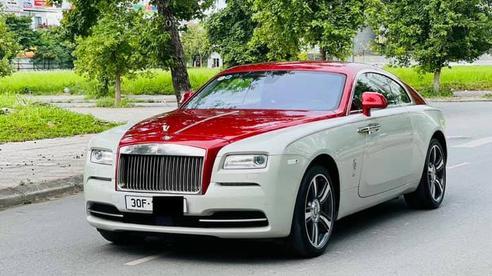 Mới chạy 10.000km, đại gia Việt rao bán Rolls-Royce Wraith rẻ hơn cả chục tỷ giá mua mới chính hãng