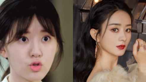 Mặt ngây thơ đóng toàn cảnh nóng, Triệu Lộ Tư bị chê đạo nhái diễn viên Hàn, đã hết danh 'tiểu Triệu Lệ Dĩnh'?