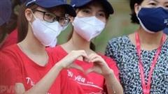 Sinh viên Đại học Y Hà Nội xuất quân chi viện cho vùng dịch
