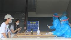 TP.HCM ghi nhận 4 ca dương tính với SARS-CoV-2 tại một quán bún đậu