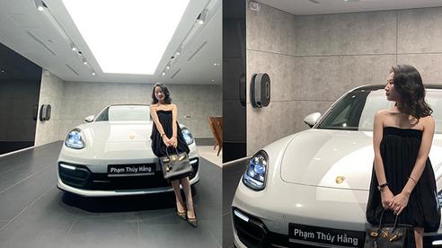Chân dung cô gái được bố mẹ tặng xe Porsche 8 tỷ: Đã du lịch 20 nước, tháng 8 nhận thêm căn hộ chung cư ở Thủ Thiêm