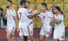 Vòng loại World Cup 2022: UAE đè bẹp Malaysia 4-0