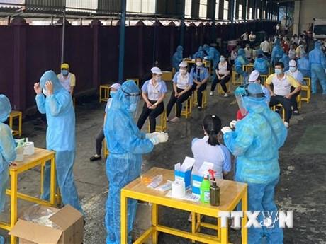 Bộ Y tế hướng dẫn xử lý khi có ca mắc COVID-19 tại khu công nghiệp