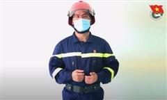Video Cảnh sát PCCC TPHCM hướng dẫn các bé xử lý tình huống cháy nổ