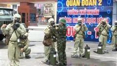 Bắc Giang: Lực lượng tuyến đầu nỗ lực chống dịch