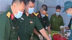 Bảo đảm Hậu cần cho công tác phòng chống dịch