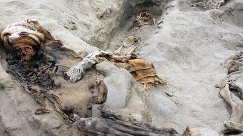 Phát hiện mộ tập thể chứa hài cốt 227 em bé vẫn còn nguyên da và tóc, tất cả bị chôn sống vì nghi lễ hiến tế rùng rợn