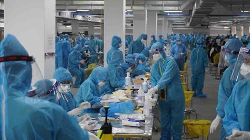 ĐỪNG LỠ ngày 9/6: TPHCM phát hiện 2 ca dương tính SARS-CoV-2 làm tại các công ty có hàng chục nghìn lao động; Hà Tĩnh phong tỏa một công ty cùng 6.000 dân