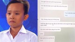 Toàn bộ tin nhắn Hồ Văn Cường - con trai nuôi Phi Nhung tiết lộ về mẹ nuôi: 'Nhà bên đây toàn quỷ sao đấu lại nên thôi ra đi trong êm đẹp là an toàn nhất!'