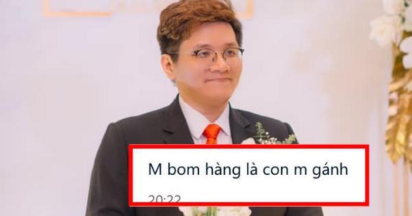 Nhà riêng 'cậu IT' Nhâm Hoàng Khang bị người giao hàng 'lạ mặt' đe doạ: 'Mày bom hàng là con mày gánh'